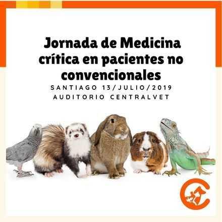 Jornada de Medicina Crítica en Paciente no Convencional
