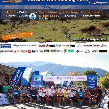 Trail Running Putaendo 2014