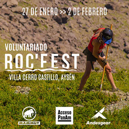 Voluntariado Rocfest 2020