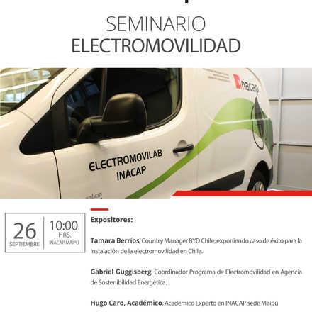 Seminario Electromovilidad