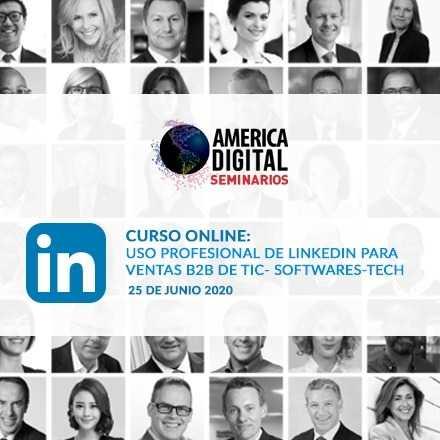 Curso online linkedin ventas B2B software