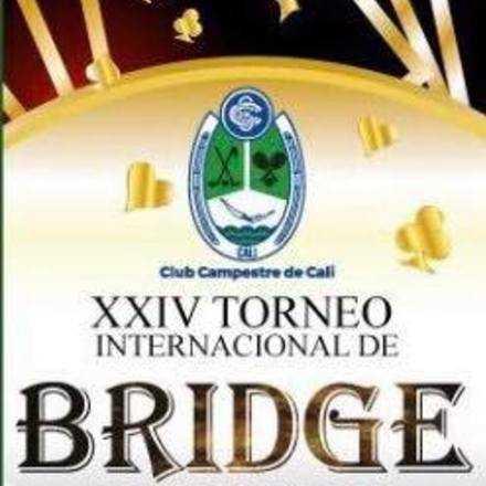 BRIDGE XXIV  TORNEOINTERNACIONAL