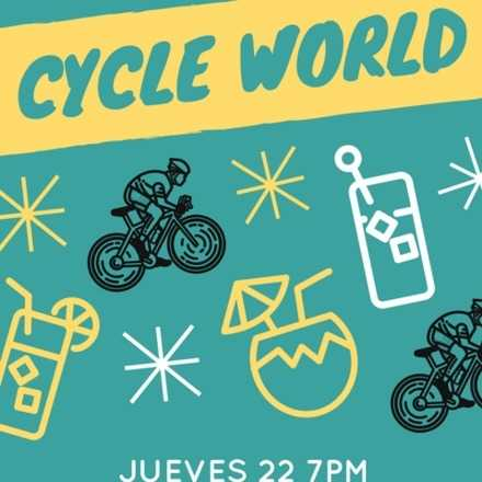 Cumpleaños 2 de Cycleworld