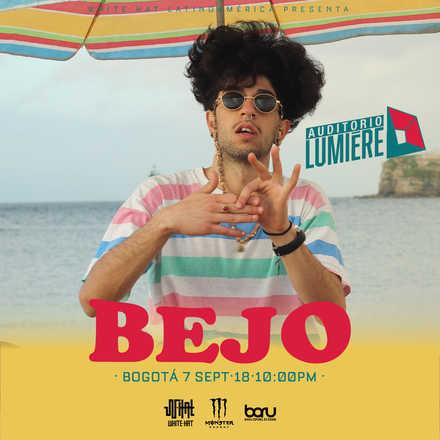Bejo en Bogotá