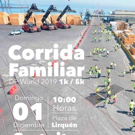 CORRIDA FAMILIAR DP WORLD LIRQUEN 2019