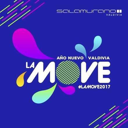 AñoNuevo Club SalaMurano - LaMove2017 - Valdivia