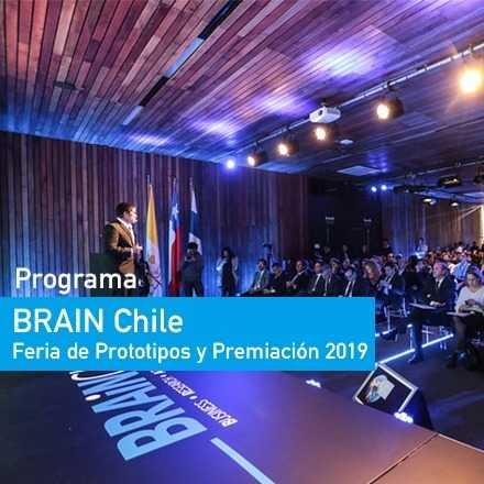 BRAIN Chile - Feria de Prototipos y Premiación 2019