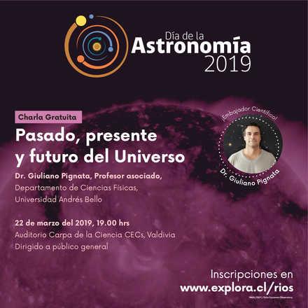 Día de la Astronomía en Los Ríos