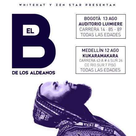 EL B · MEDELLIN