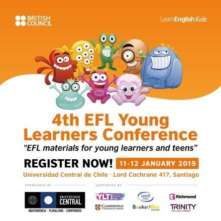 4th EFL Young Learners Conference: EFL materials for young learners and teens