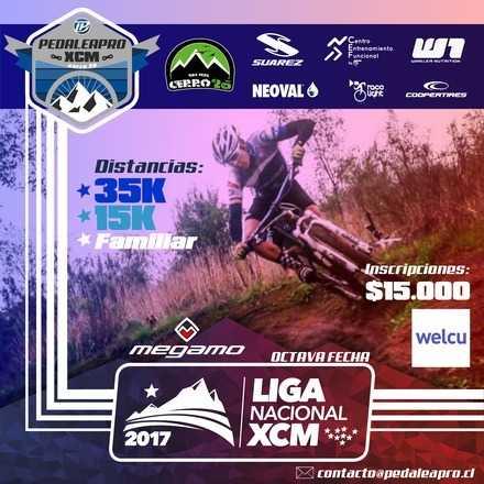 8° Fecha Liga Nacional XCM by PedaleaPro 7 de Octubre