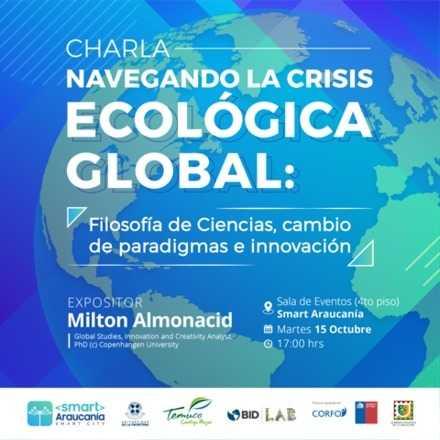 Navegando la crisis ecológica global