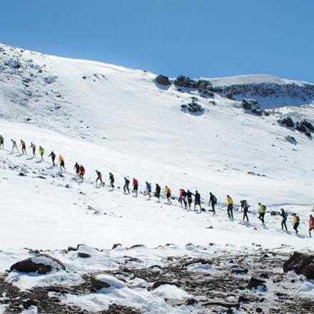Ultimo entrenamiento abierto Andes Infernal