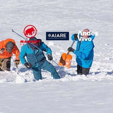 Curso de Avalancha Rescate AIARE