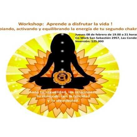 Workshop: Aprende a disfrutar tu vida