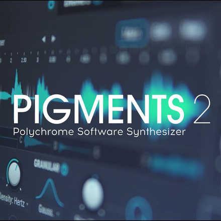 Lanzamiento del sintetizador Pigments 2 y firmware 2.0 para Microfreak de Arturia | Arturia user group de Valparaíso