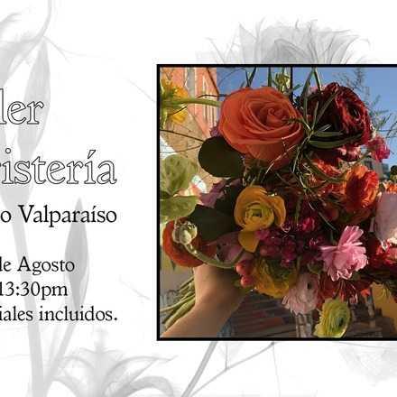 Taller de Floristería - Daniela Fabres