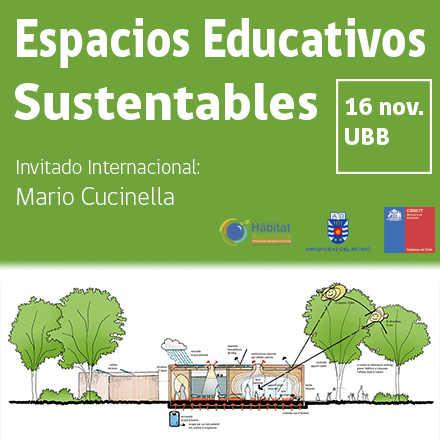 Seminario Internacional: Sustentabilidad en Espacios Educativos