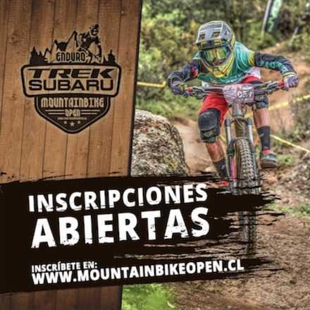 """Campeonato """"Enduro Trek Subaru MTB Open 2017"""""""