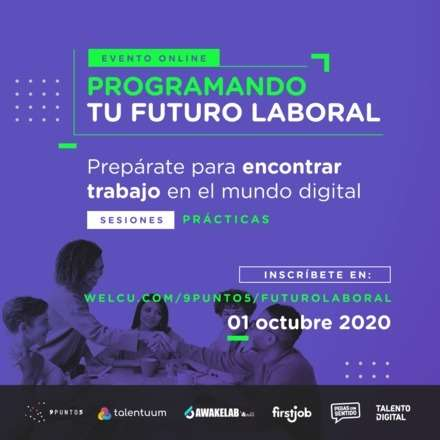 Programando tu futuro laboral