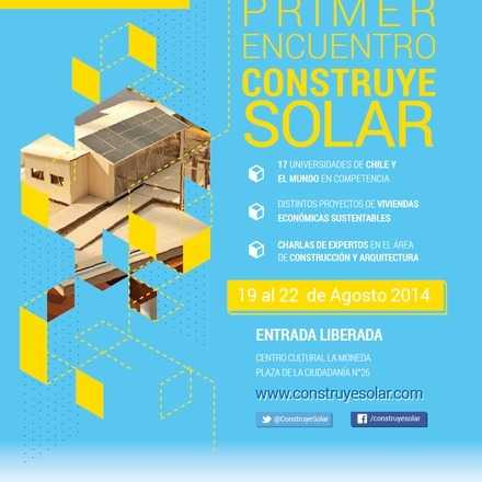 ExpoMaquetas Primer Encuentro Construye Solar