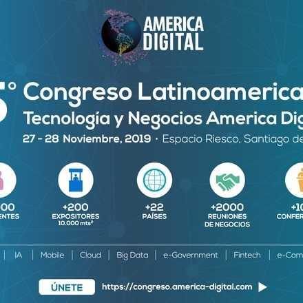 Acreditación Staff Congreso America Digital 2019