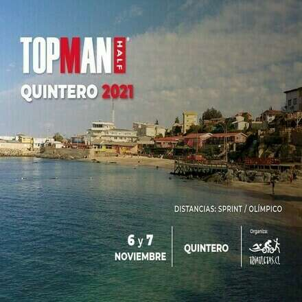 TOPMAN  SERIES TRIATLON   QUINTERO 2021