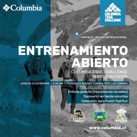 Columbia - Nimbus
