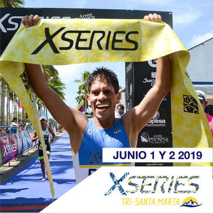 Xseries Tri - Santa Marta 2019 Powered by  Xportiva