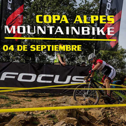 Copa Alpes Mountainbike By Focus Bikes- 3era Fecha