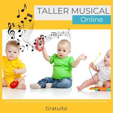 Taller Musical Gratuito
