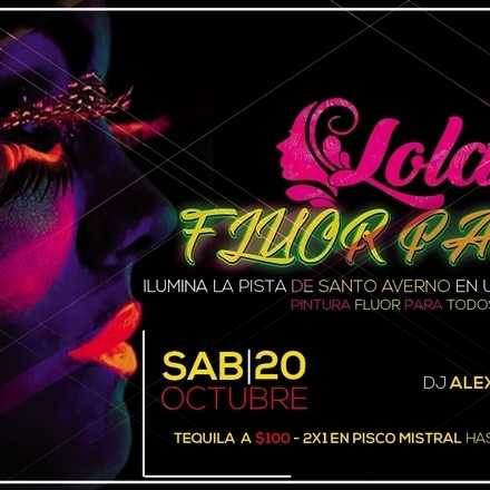 Lola fluor party