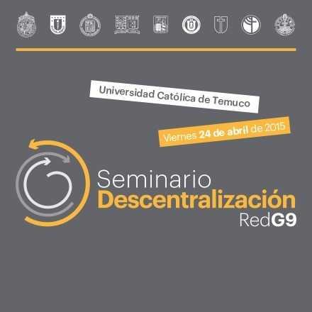 Seminario Descentralización Red G9