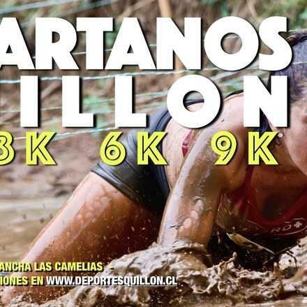 3º ESPARTANOS QUILLÓN 2017