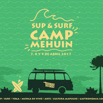 SUP & Surf Camp Mehuin 2017