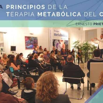 CONFERENCIA PRINCIPIOS DE LA TERAPIA METABÓLICA DEL CÁNCER (SGO. DE CHILE)