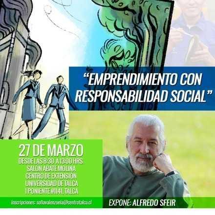 """Seminario """"Emprendimiento con Responsabilidad Social"""""""