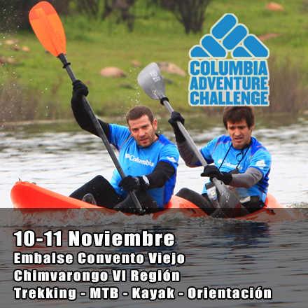 Columbia Adventure Challenge IV fecha 2017
