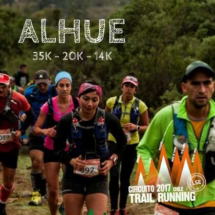 Trail Running Alhue 2017