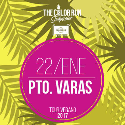 The Color Run Puerto Varas 2017