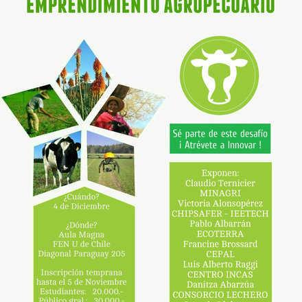 II Congreso Nacional de Innovación y Emprendimiento Agropecuario