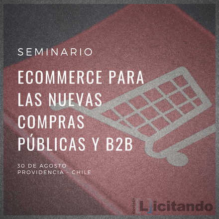 Seminario: eCommerce para las nuevas compras públicas y B2B.