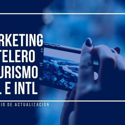 Seminario Actualidad en Marketing Hotelero y Turismo