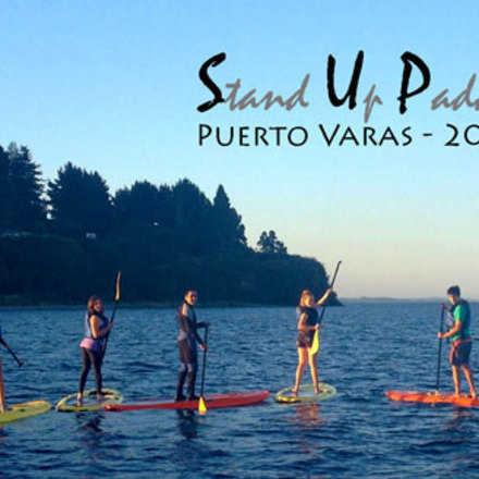 Encuentro SUP Puerto Varas 2015