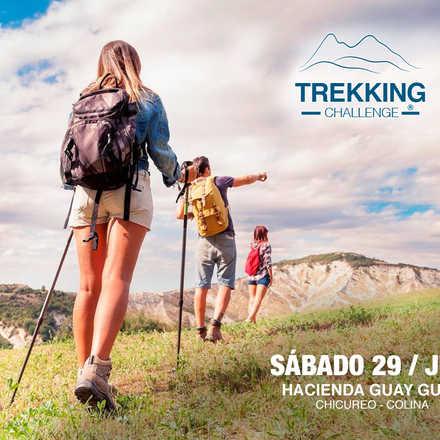 Trekking Challenge 1ª Fecha 2017