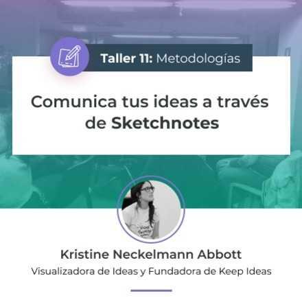 Comunica tus ideas a través de Sketchnotes