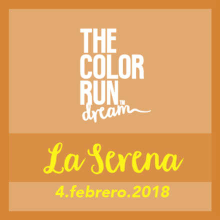 The Color Run La Serena 2018