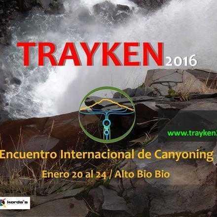 TRAYKEN 2016 Encuentro Internacional de Canyoning