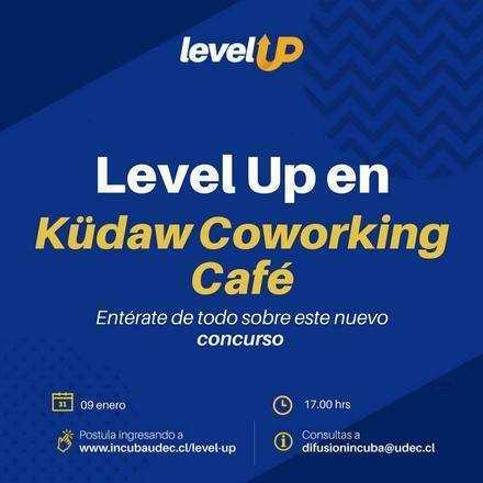 Level Up // Incuba Udec