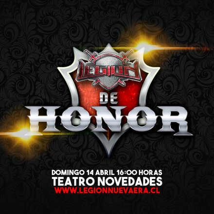 Legión Lucha Libre presenta: LEGIÓN DE HONOR 2019